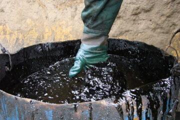 Переработка нефтешламов (оборудование)